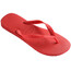 havaianas Top Flips Unisex Ruby Red